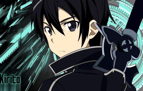 Black Gamer Anime Wallpaper Boy Wallpaper Hd New