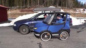 La Plus Petite Voiture Du Monde : c est la plus petite voiture du monde mais regardez ce qui se passe lorsqu il ouvre les portes ~ Gottalentnigeria.com Avis de Voitures