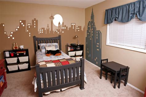 how to paint a mural on a bedroom wall silhouette murals the wall