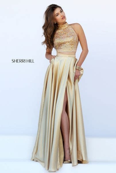 halter top wedding dress best 25 gold two prom dress ideas on prom dresses prom dresses two