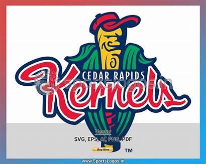 Baseball League Midwest Sports Minor Team Logos