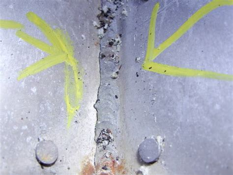 Lund Boats Leaking by 1995 Lund Rebel Dlx Leaking Weld With Pics Page 1