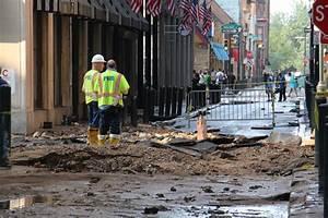 Water main break sent 15 million gallons of water rushing ...