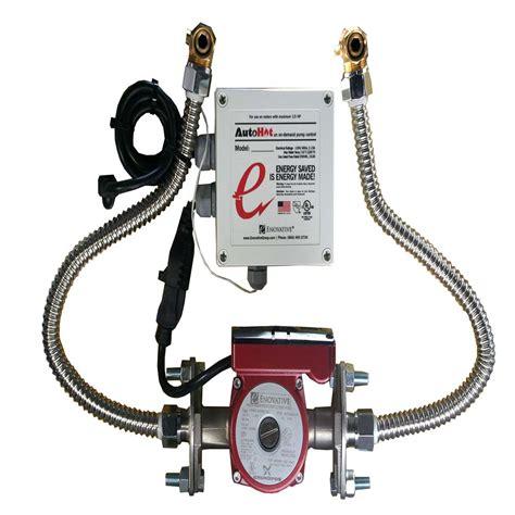under sink water recirculating pump 55 series under sink water pump enovative group inc