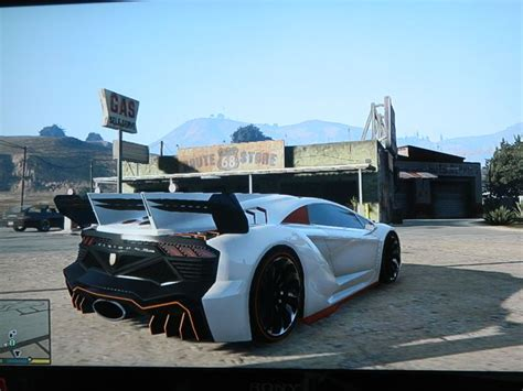 I've Lived And Gone To Heaven , Pegassi Zentorno Gta 5