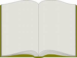 Open Book Clip Art at Clker.com - vector clip art online ...