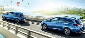 Toyota Auris Break Hybride : toyota auris touring sports le break compact de caract re ~ Medecine-chirurgie-esthetiques.com Avis de Voitures