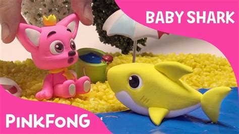 How To Make A Clay Baby Shark