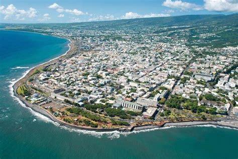 profil de la ville tropicale ultramarine toute l