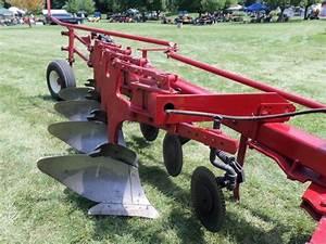 720 4 Bottom Plow