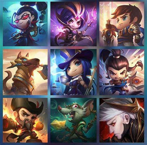 Mini Icon League Of Legends