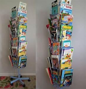 Presentoir Livre Ikea : une partie de ma collection de livre pour enfant sur un pr sentoir vintage livres vintage ~ Teatrodelosmanantiales.com Idées de Décoration