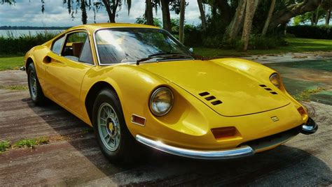 Dino For Sale by 1972 Dino 246gt For Sale