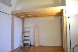 Free Plans Wood Bunk Beds by How To Build A Loft Diy Step By Step With Pictures Removeandreplace Com