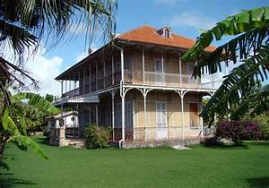 La maison coloniale Zevallos de Guadeloupe unes des plus belles maisons du monde Mes