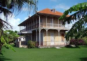 La Plus Belle Maison Du Monde : la maison coloniale zevallos de guadeloupe unes des plus ~ Melissatoandfro.com Idées de Décoration