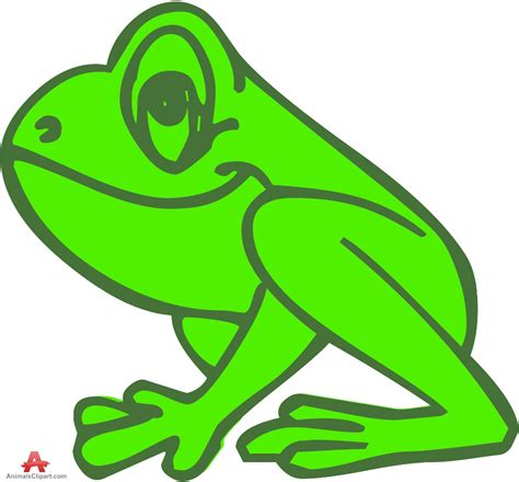 jumping frog clipart  collection