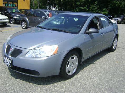 Pontiac G6 2007 Price by 2007 Pontiac G6 1sv Value Leader For Sale Salem Ma 4