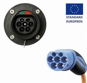 Prise Recharge Voiture Électrique : les types de prises devis borne de recharge ~ Dode.kayakingforconservation.com Idées de Décoration