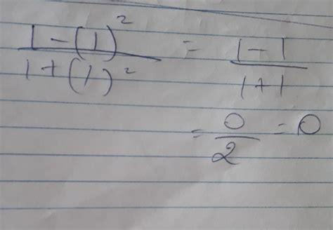 1-tan² 45°/1+tan² 45° - Brainly.in