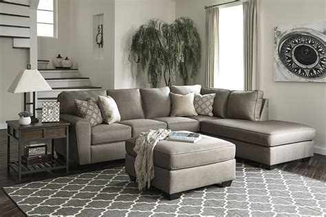 Calicho Sectional Living Room  Mor Furniture For Less