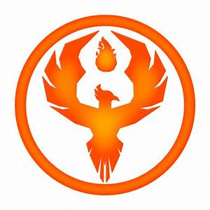 Phoenix Symbol (Fire) by SGTsanttu on DeviantArt