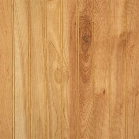 Paneling  Beadboard  Natural Birch Paneling