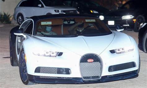 After posting to social media, she ended up getting a lot of backlash over it and ended up deleting the posts. Kylie Jenner drove her $3 million Bugatti Chiron around town