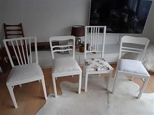 Weiße Möbel Mit Holz : stuhl st hle weiss holz landhaus shabby chic massiv in stringen ikea m bel kaufen und ~ Markanthonyermac.com Haus und Dekorationen