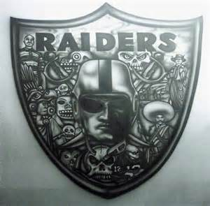 Oakland Raiders Nation Tattoo