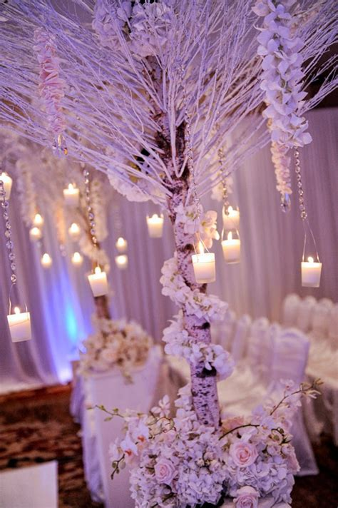 winter wonderland wedding belle  magazine