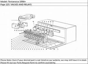 Buy Ferrari Part   124717 Tachometer Relay  Testarossa