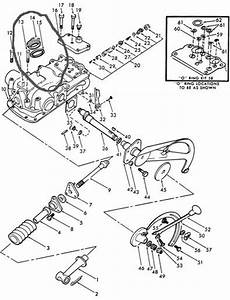 Ford 3600 Tractor Parts Diagram