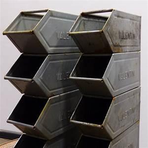 Bac A Bec Metal : casier empilable metal dn35 jornalagora ~ Edinachiropracticcenter.com Idées de Décoration