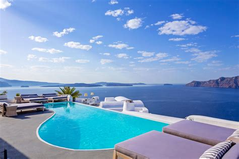 Katikies Hotel Santorini The Greek Foundation
