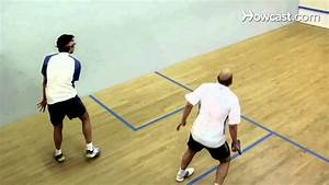How to Play Squash - YouTube