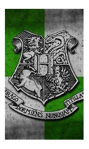 Slytherin With Hogwarts Logo HD Slytherin Wallpapers | HD ...