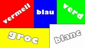 Apr U00e8n Els Colors En Catal U00e0