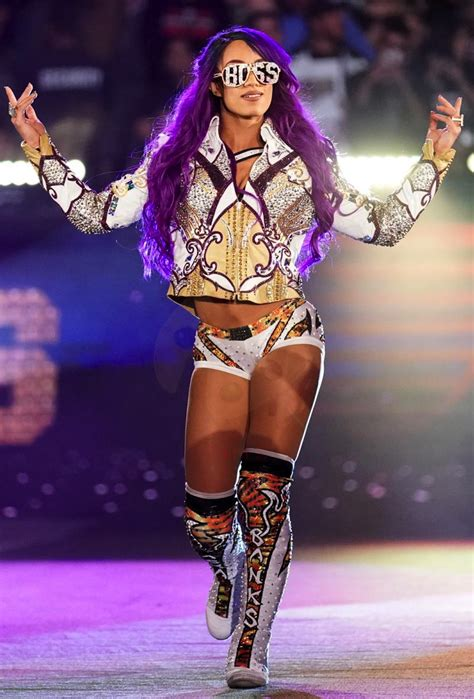 Thank you for 1025 followers sasha banks would be proud@sashabankswwe #sashabanks #sashakrew… Sasha Banks | Wrestling JAT Wiki | Fandom