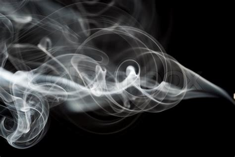 Abstract Black Smoke Png by Abstract Black Smoke Swirls The Stock Image