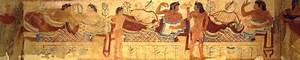 Antike Möbel Essen : etruskische tischkultur essen und trinken k che speisesaal tischsitten ausstattung bei den ~ Markanthonyermac.com Haus und Dekorationen
