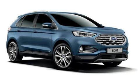 listini auto al volante ford edge listino prezzi 2019 consumi e dimensioni