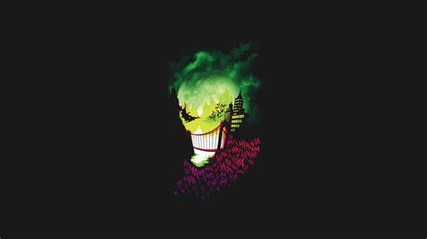 Joker Animated Hd Wallpaper - wallpaper illustration batman joker logo dc comics