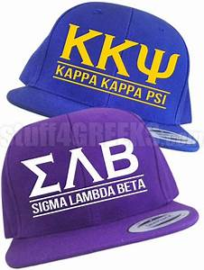 custom greek letter snapback cap ab With custom greek letter hats