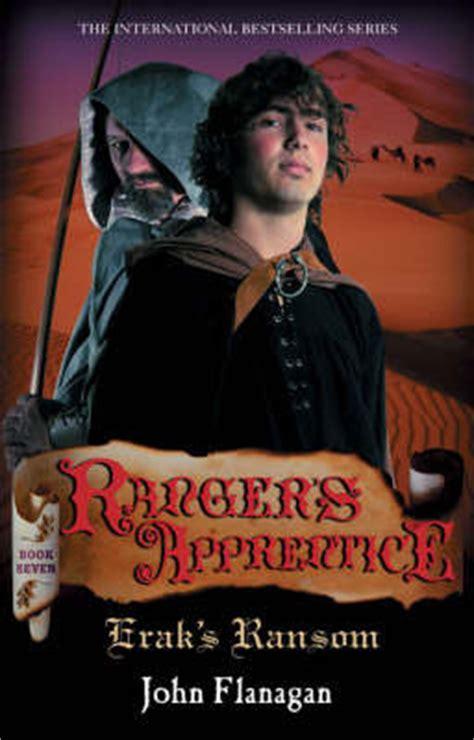 eraks ransom rangers apprentice   john flanagan