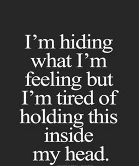 I Am Not Happy Inside Quotes