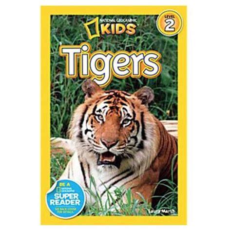 book  kids nat geo tigers big cat rescue