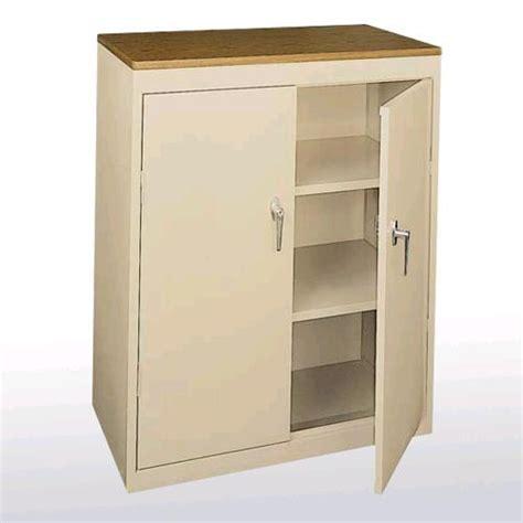counter height storage cabinet sandusky lee value line series counter height storage cabinet