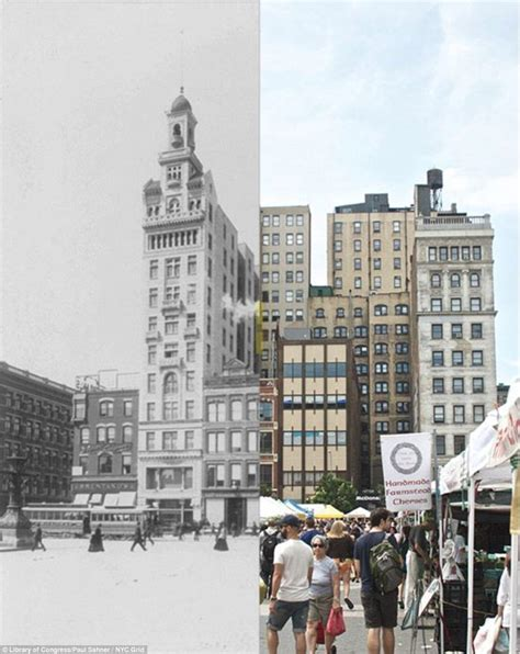 How The Big Apple Grew Photographer Paul Sahner Shows The Changing Face Of New York City's