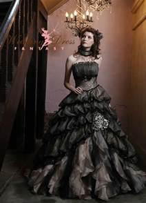 black dresses for weddings black wedding dress